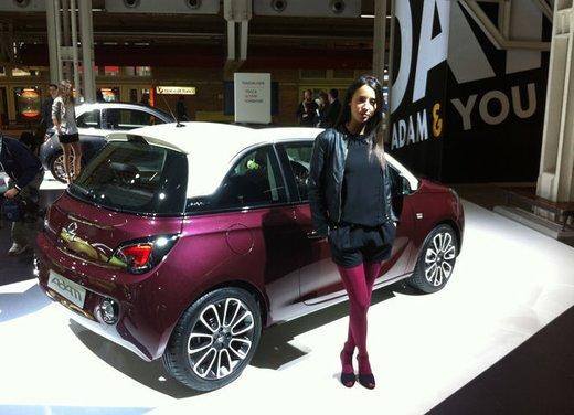 Nuova Opel Adam prezzi e allestimenti - Foto 22 di 63