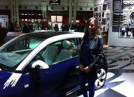 Nuova Opel Adam prezzi e allestimenti - Foto 23 di 63