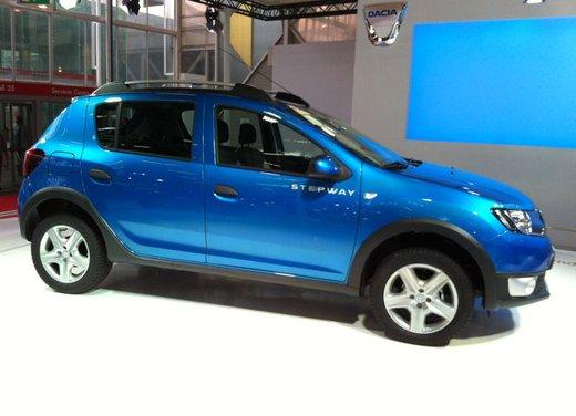 Dacia Sandero Stepway - Foto 3 di 22