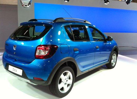 Dacia Sandero Wagon - Foto 4 di 22