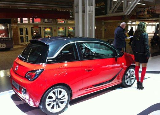 Nuova Opel Adam prezzi e allestimenti - Foto 26 di 63