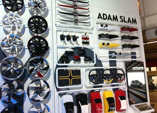 Nuova Opel Adam prezzi e allestimenti - Foto 27 di 63