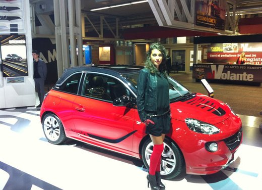 Nuova Opel Adam prezzi e allestimenti - Foto 28 di 63