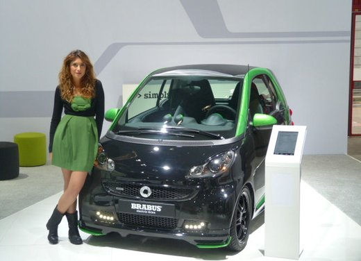 Smart ForTwo Brabus Electric Drive - Foto 1 di 17