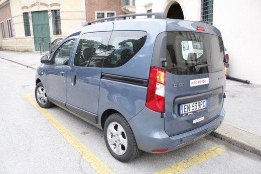 Dacia Dokker Laureate 1.5 dCi 90 CV prova su strada - Foto 7 di 26