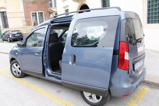 Dacia Dokker Laureate 1.5 dCi 90 CV prova su strada - Foto 10 di 26