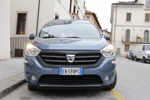 Dacia Dokker Laureate 1.5 dCi 90 CV prova su strada - Foto 5 di 26