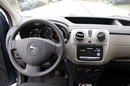 Dacia Dokker Laureate 1.5 dCi 90 CV prova su strada - Foto 19 di 26