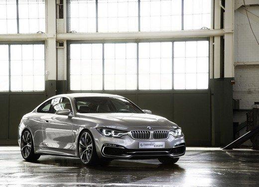 BMW Serie 4 Coupè, la sorella sportiva della nuova BMW Serie 3