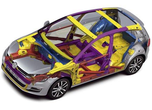 Crash-test EuroNCAP: 5 stelle per i modelli di fascia alta e 4 stelle per utilitarie e citycar - Foto 6 di 6