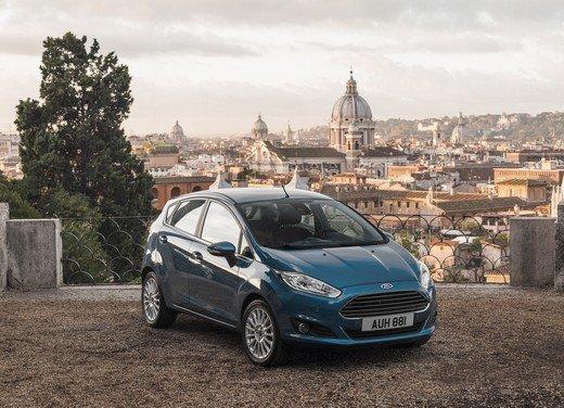 Ford Fiesta prezzo bloccato e promozioni per i motori EcoBoost e GPL - Foto 8 di 18
