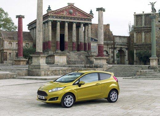Ford Fiesta prezzo bloccato e promozioni per i motori EcoBoost e GPL - Foto 9 di 18