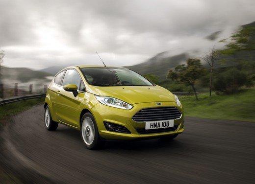 Ford Fiesta prezzo bloccato e promozioni per i motori EcoBoost e GPL - Foto 11 di 18