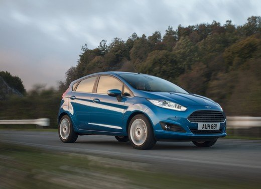 Ford Fiesta prezzo bloccato e promozioni per i motori EcoBoost e GPL - Foto 12 di 18