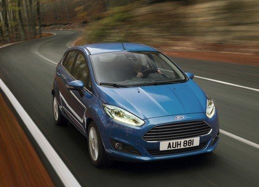 Ford Fiesta prezzo bloccato e promozioni per i motori EcoBoost e GPL - Foto 1 di 18
