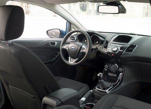 Ford Fiesta prezzo bloccato e promozioni per i motori EcoBoost e GPL - Foto 13 di 18