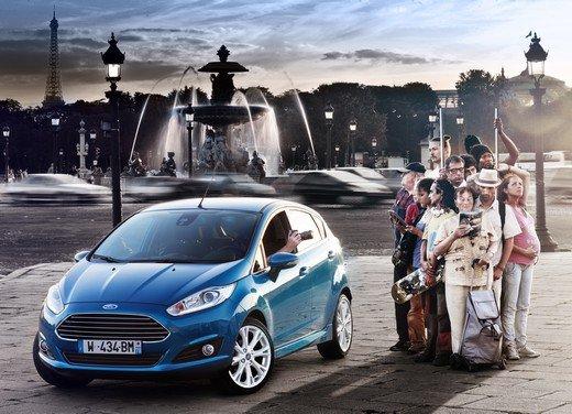Ford Fiesta prezzo bloccato e promozioni per i motori EcoBoost e GPL - Foto 17 di 18