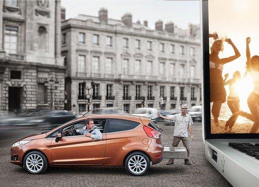 Ford Fiesta prezzo bloccato e promozioni per i motori EcoBoost e GPL - Foto 18 di 18