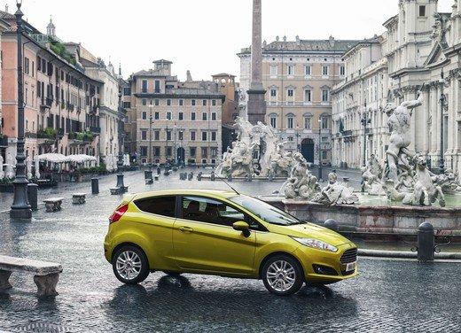 Ford Fiesta prezzo bloccato e promozioni per i motori EcoBoost e GPL - Foto 7 di 18