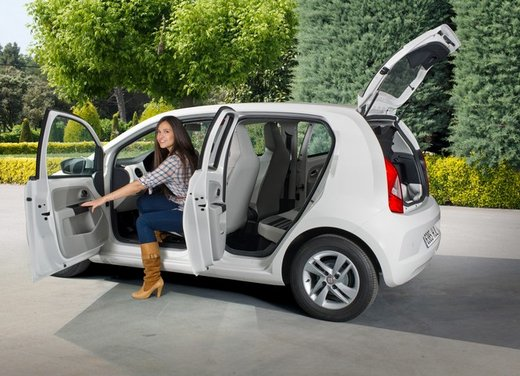 Seat Mii Chic con motore 1.0 60 CV a partire da 11.000 euro - Foto 14 di 19