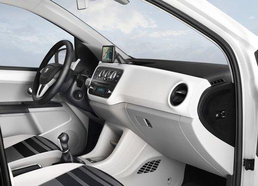 Seat Mii Chic con motore 1.0 60 CV a partire da 11.000 euro - Foto 16 di 19