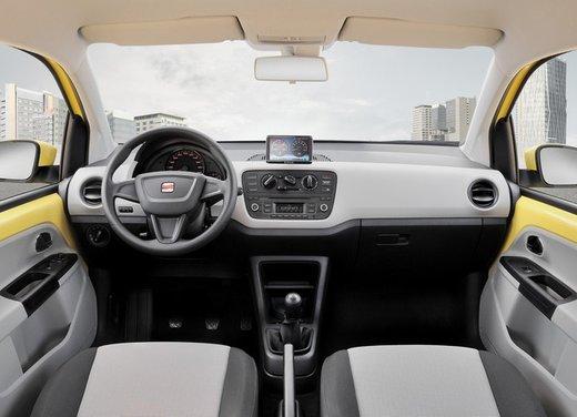Seat Mii Chic con motore 1.0 60 CV a partire da 11.000 euro - Foto 4 di 19
