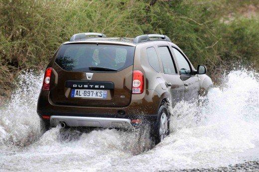 Dacia Duster 4x4, il SUV dal prezzo low cost