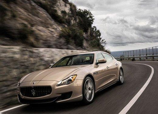 Maserati Quattroporte: dettagli tecnici e immagini ufficiali