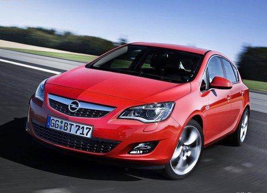 Opel Astra MY 2014 - Foto 5 di 14