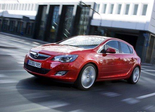 Opel Astra MY 2014 - Foto 7 di 14