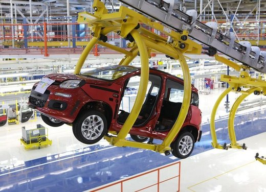 Fiat Panda fa guadagnare 500€ ai dipendenti di Pomigliano a Natale 2012