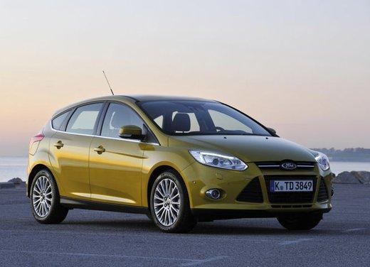Ford Focus SW Tdci e GPL con prezzi da 16.450 euro fino a fine 2012