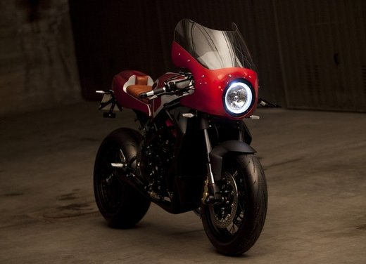 MV Agusta Brutale Pathos by Officine GP Design
