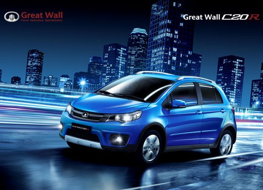 Great Wall Voleex C20R - Foto 7 di 7