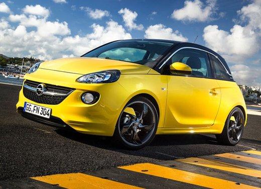 Novità Opel 2013: con Opel Adam, Opel Cascada e Opel Mokka la gamma si rinnova