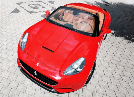 Ferrari California tuning da 594 CV by CDC Performance - Foto 6 di 22