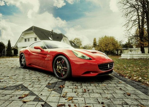 Ferrari California tuning da 594 CV by CDC Performance - Foto 1 di 22