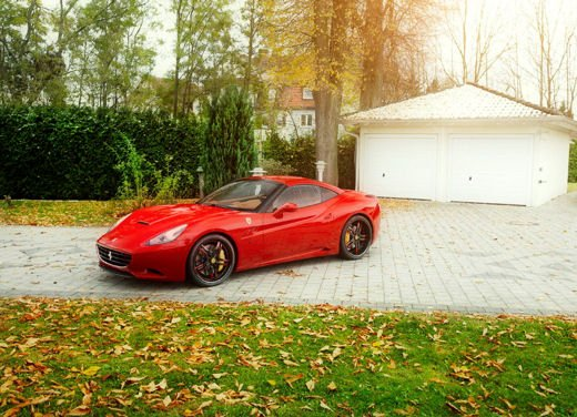 Ferrari California tuning da 594 CV by CDC Performance - Foto 2 di 22