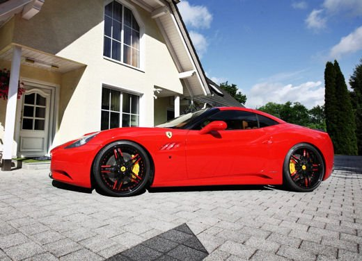 Ferrari California tuning da 594 CV by CDC Performance - Foto 3 di 22