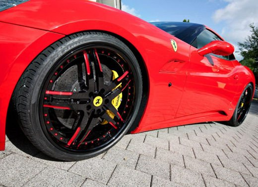 Ferrari California tuning da 594 CV by CDC Performance - Foto 7 di 22