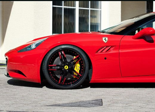 Ferrari California tuning da 594 CV by CDC Performance - Foto 9 di 22