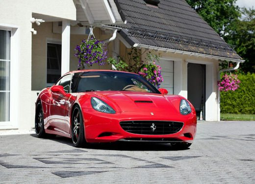 Ferrari California tuning da 594 CV by CDC Performance - Foto 11 di 22