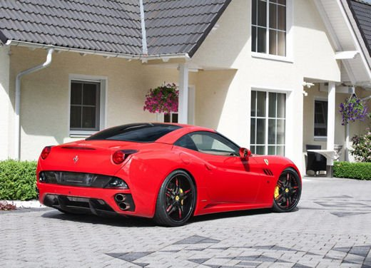Ferrari California tuning da 594 CV by CDC Performance - Foto 12 di 22