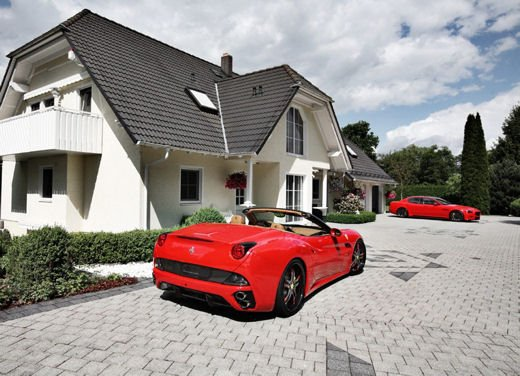 Ferrari California tuning da 594 CV by CDC Performance - Foto 14 di 22