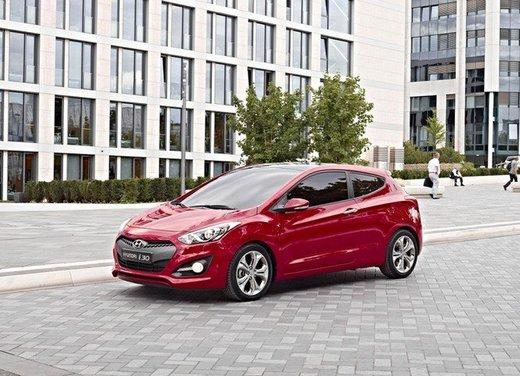 Hyundai novità 2013 arriva la Hyundai i30 a 3 porte - Foto 10 di 10
