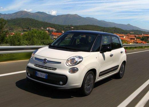 Fiat 500L in promozione al prezzo di 14.900 euro con climatizzatore incluso, anticipo zero e tasso zero