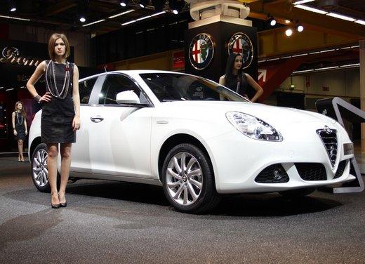 Alfa Romeo Giulietta leader di vendite tra le berline compatte 5 porte a dicembre