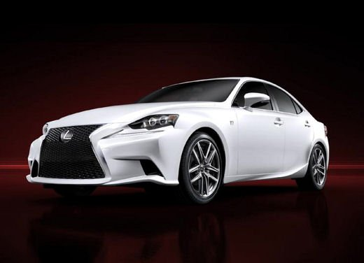 Lexus IS F Sport - Foto 4 di 6