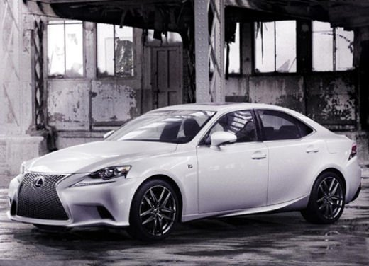 Lexus IS F Sport - Foto 1 di 6