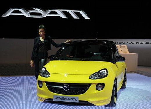 Opel Adam al via la produzione della nuova citycar Opel